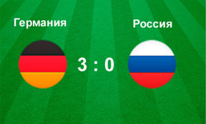 Германия — Россия 15 ноября 2018  обзор матча, видео голов и лучшие моменты
