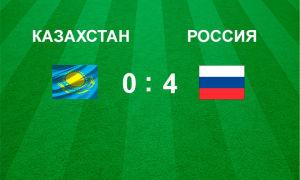 Казахстан — Россия 24 марта 2019 — обзор матча, видео голов и лучшие моменты